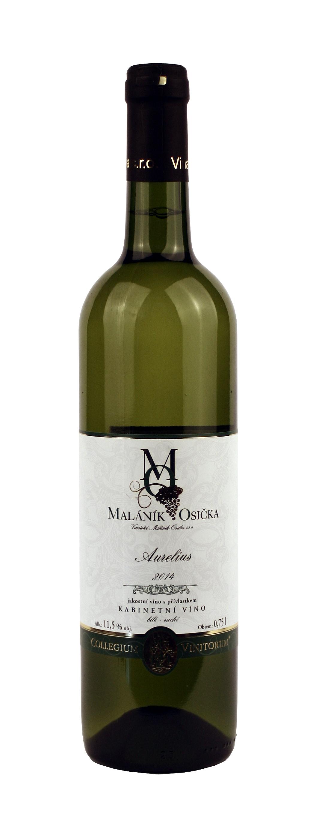 produkt_Aurelius 2014 Kabinetní víno