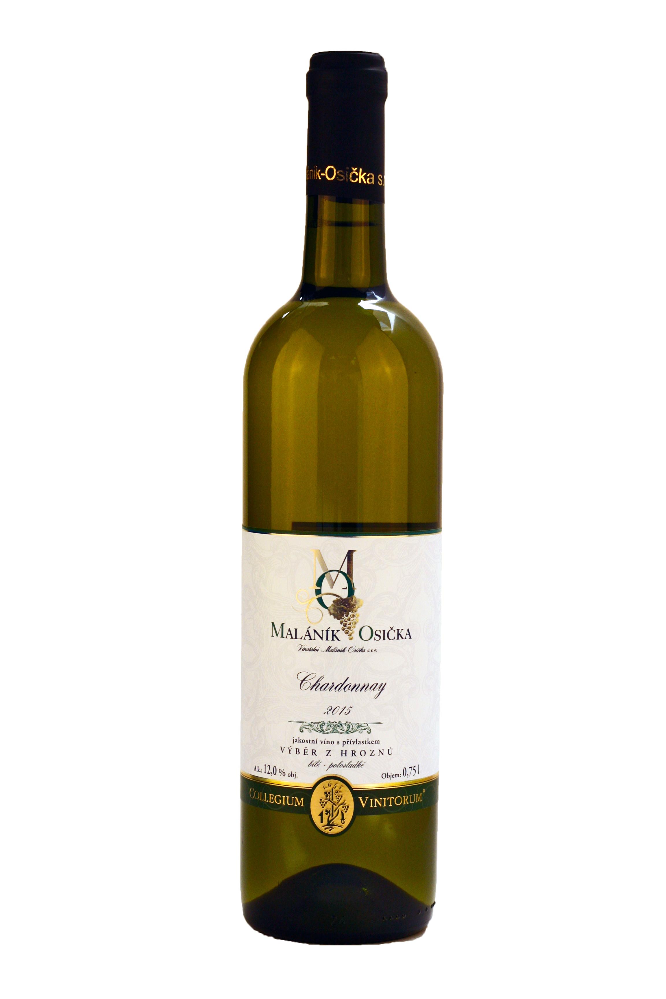 produkt_Chardonnay 2015 Výběr z hroznů