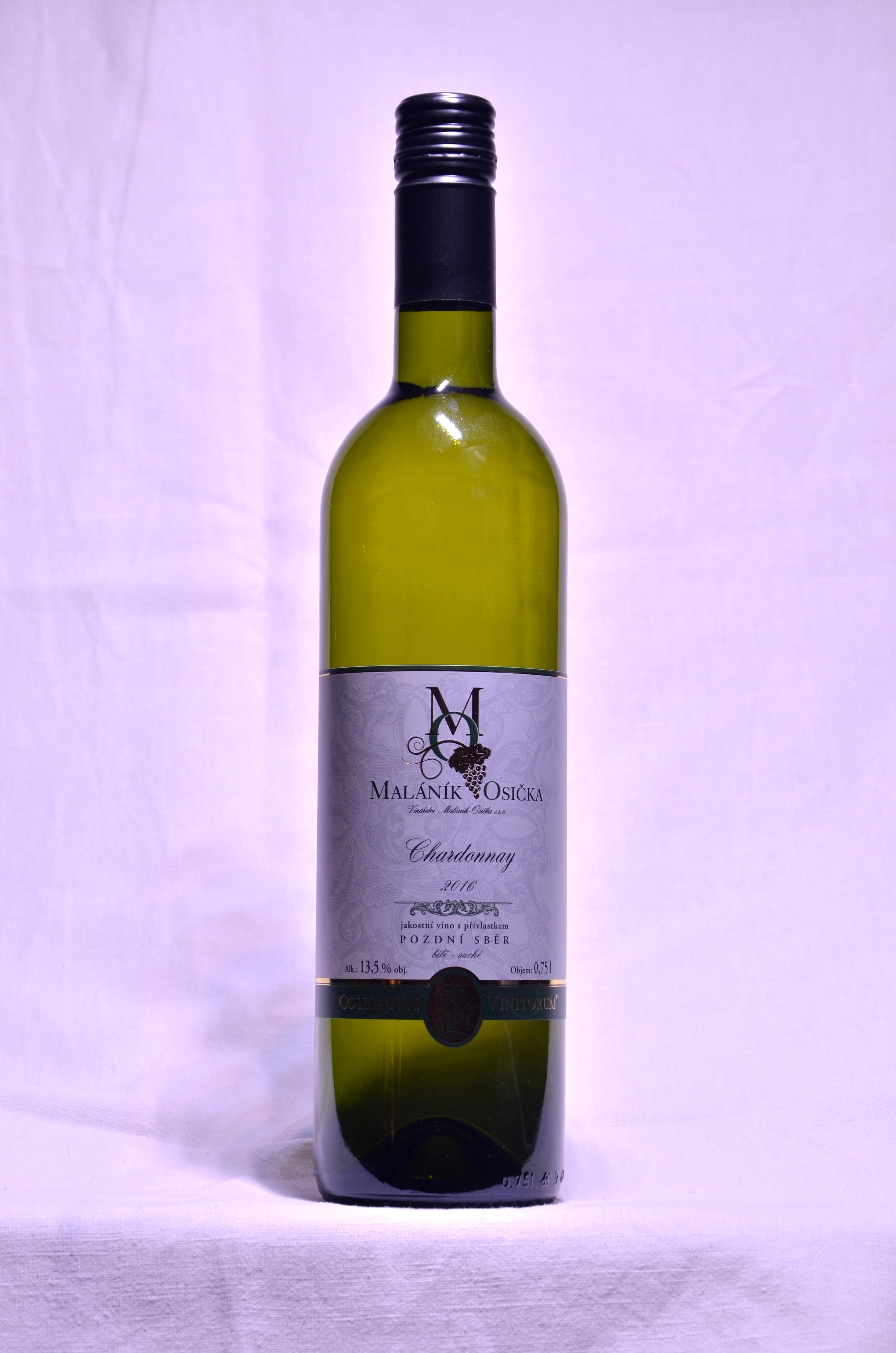 produkt_Chardonnay 2016 Pozdní sběr