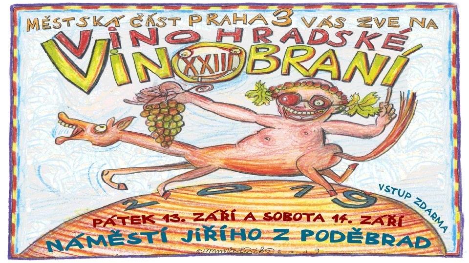 Vinohradské vinobraní 2019