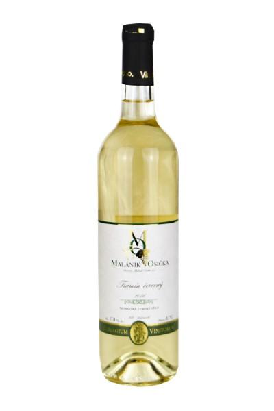 produkt_Tramín červený 2016 Moravské zemské víno